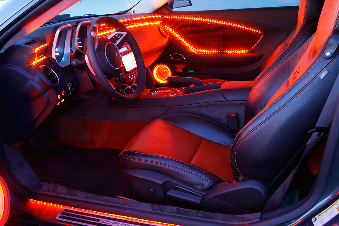 fos automotive concepts custom headlights oracle lighting dubai uae interior lighting